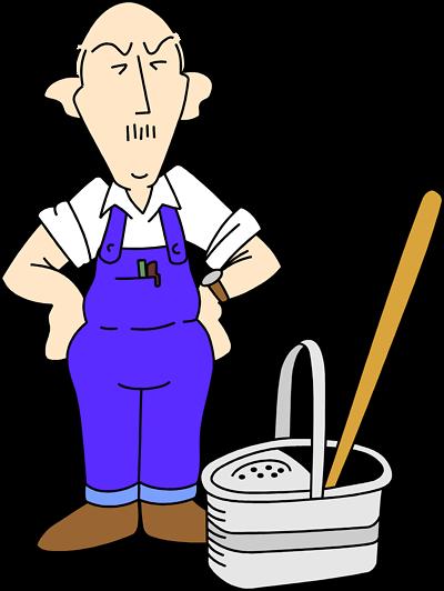 Uniform clipart janitor Schliferaward Free Art Janitor Clipart