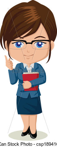 Uniform clipart teacher's Of Illustration illustration cartoon csp18941625