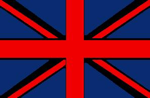 Union Jack clipart Vector  Jack Clker Flag