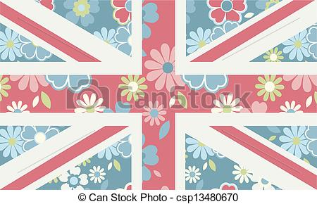 Union Jack clipart british flag Isolated Jack  Vectors Jack;