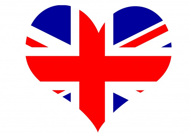 Union Jack clipart british flag Heart Pictures Stock Jack Photo