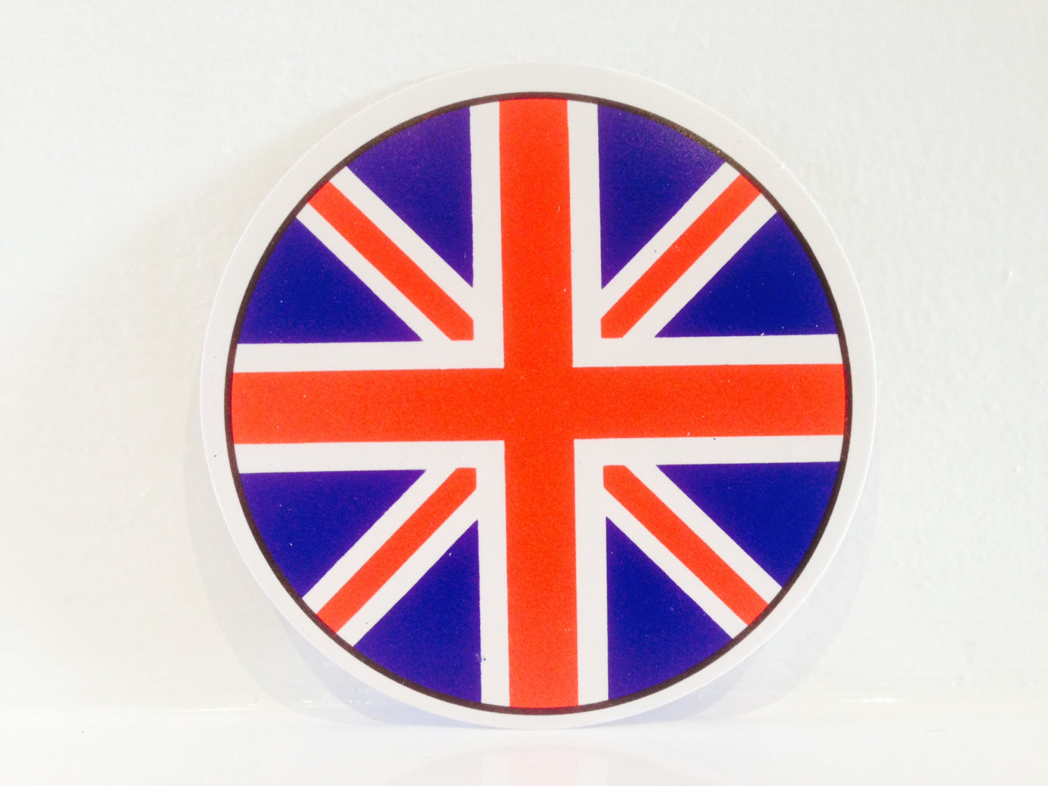 Union Jack clipart circular Round Union Great Souvenir Playing