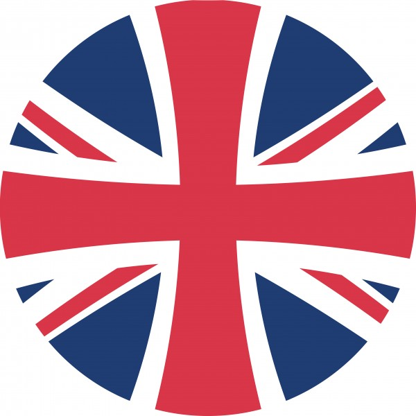 Union Jack clipart circular Table Jack  round Union