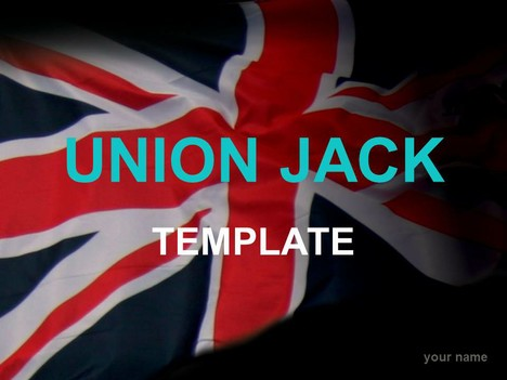 Union Jack clipart flying Template Jack Union