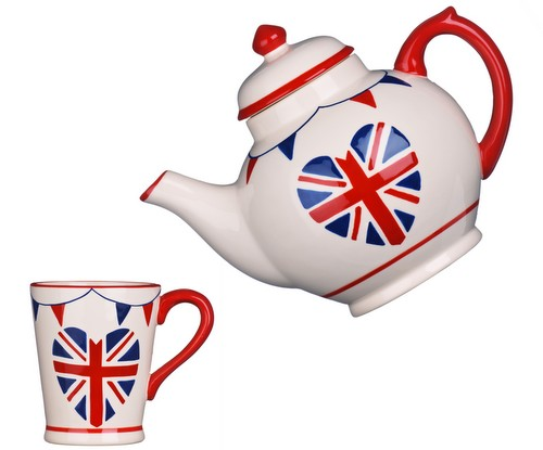 Teapot clipart british  Stellar and Giveaway Block