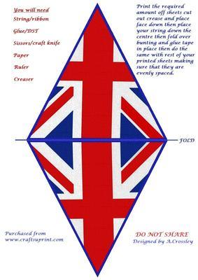 Union Jack clipart union soldier & bunting Union printables Jack