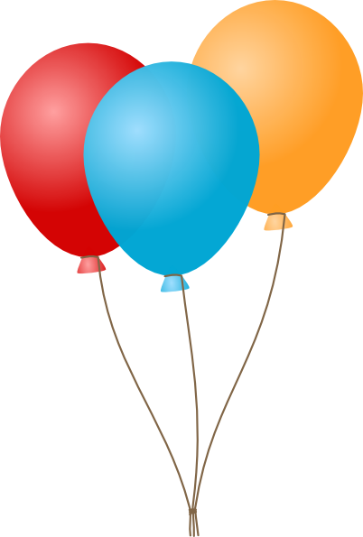 Iiii clipart balloon  royalty Clip as: vector