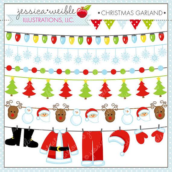 Unique clipart cute christmas Christmas  Invitations Digital Card