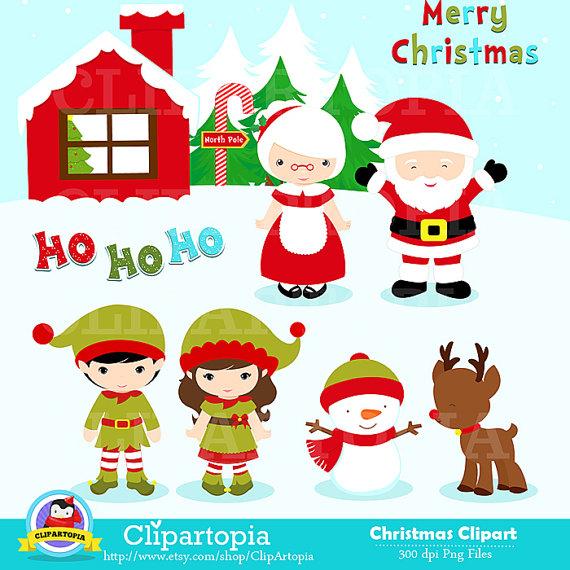 Unique clipart cute christmas Clipart Clipart Clipart Clipart /