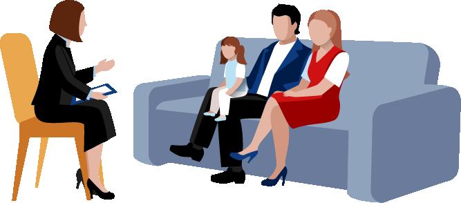 Unique clipart family counseling #5