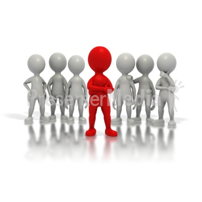 Crowd clipart leadership Pack for Leader Great