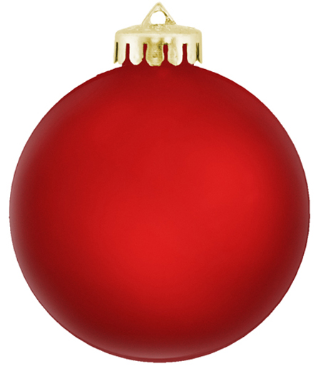 Unique clipart holiday ornament Easy Fundraiser Red Fundraising Shatterproof