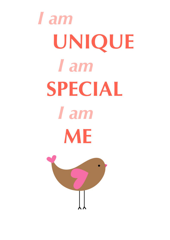 Unique clipart i am Bird Bird by  Unique