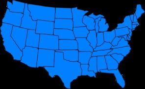 United States clipart United States Clip Image Art