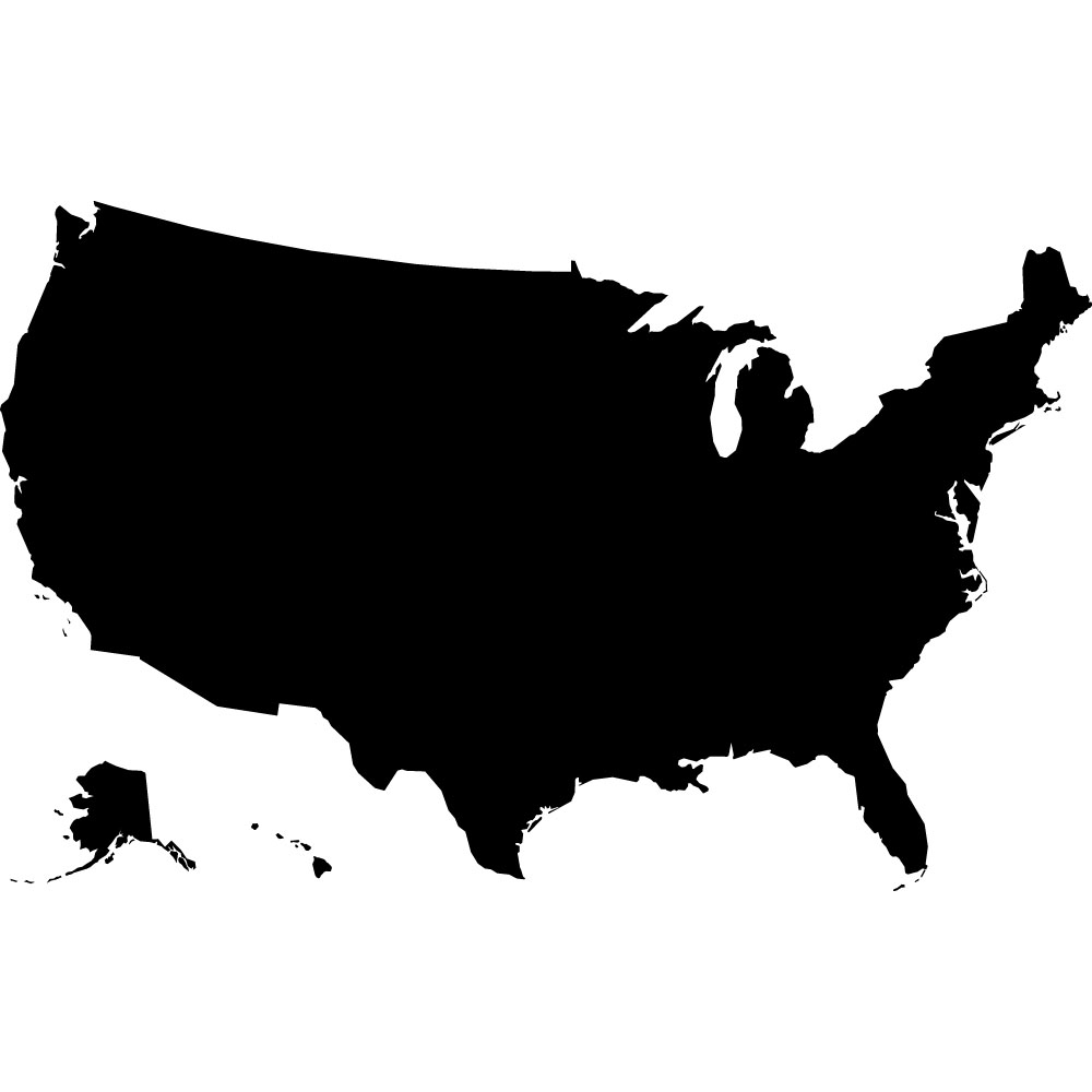 United States clipart United States Clip Image Art
