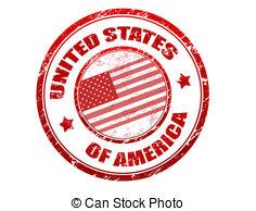 Stamp clipart us passport #1