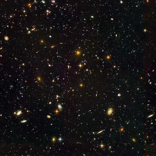 Space clipart universe #5