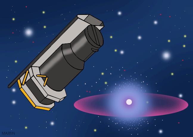 Space clipart universe #6