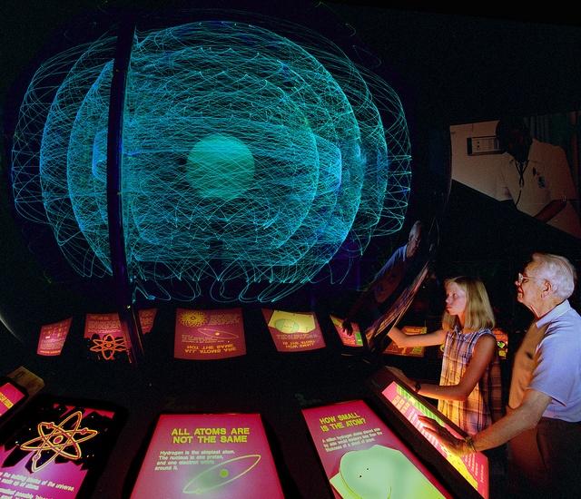 Universe clipart science museum Energy Model Museums Oak Science