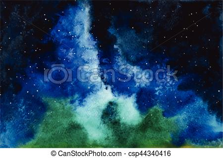 Universe clipart space background Of Clip vector stars deep