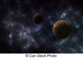 Universe clipart space scene Planets space Universe and Universe