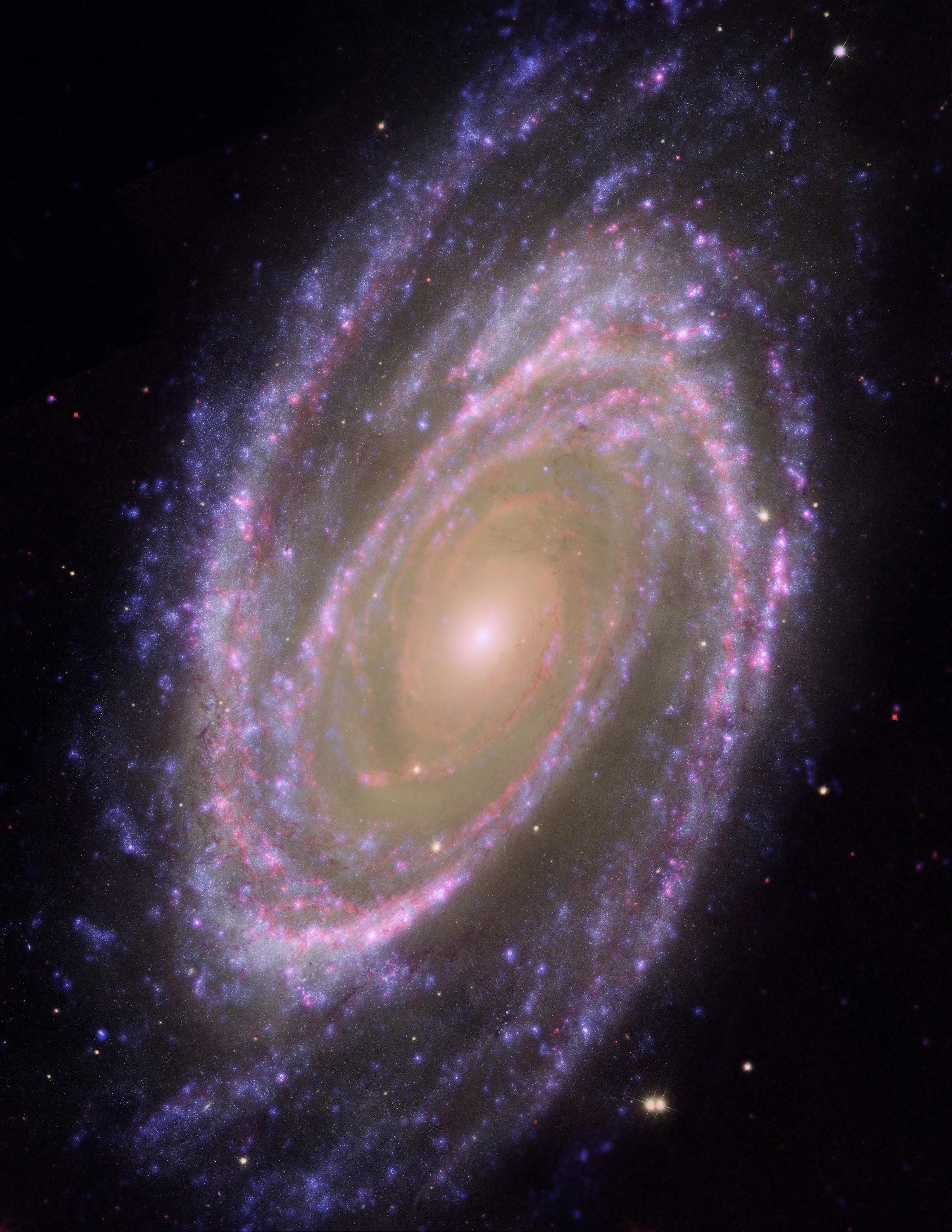 Galaxy clipart nasa NASA Free HST 2456x3180