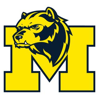 Wolverine clipart old school Pinterest Wolverines of on michigan