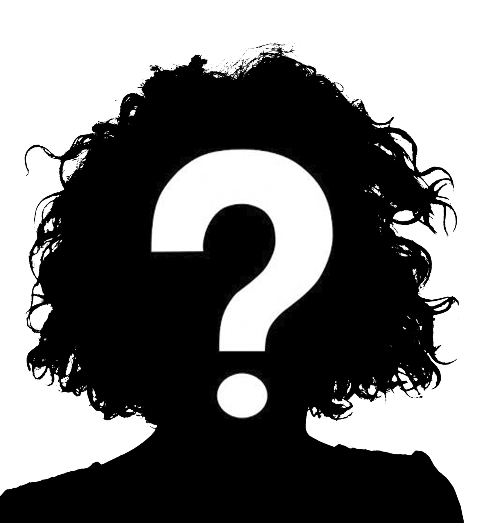 Unknown clipart black and white Person Forensic Exams Cyber art