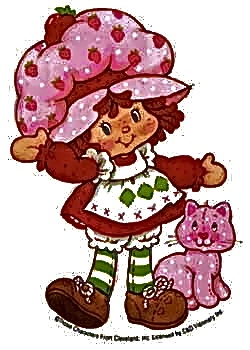 Unknown clipart childhood memory Unknown source Shortcake doll best