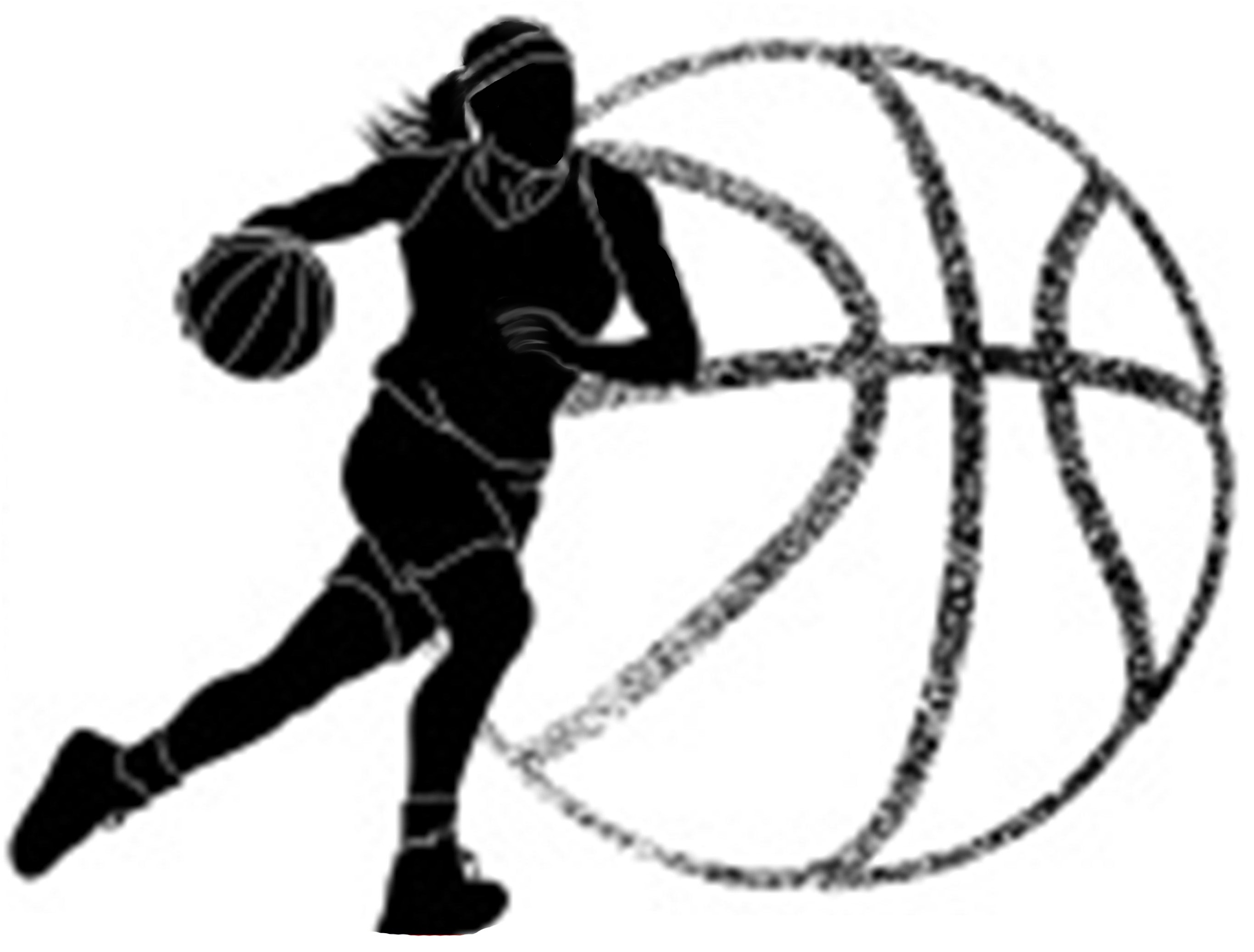 Unknown clipart female patient Basketball basketball Basketball Clipart Basketball