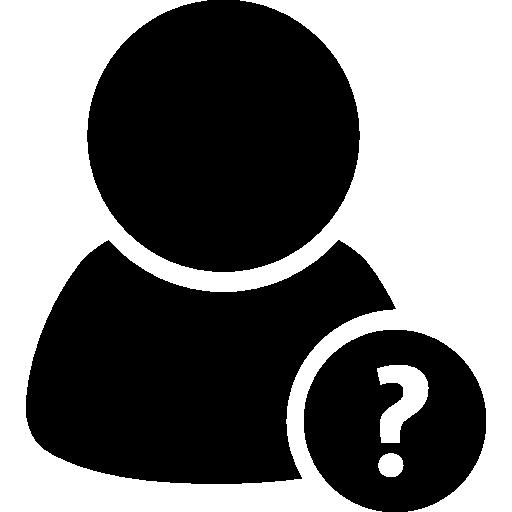 Unknown clipart limitation User Unknown icon symbol Unknown