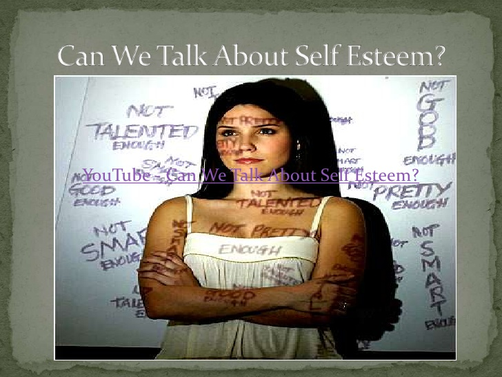 Dying clipart low self esteem YouTube Presentation 2 About Talk