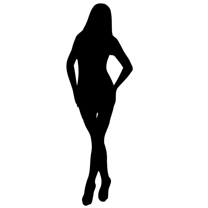 Model clipart clothing boutique Art Images Clipart Download