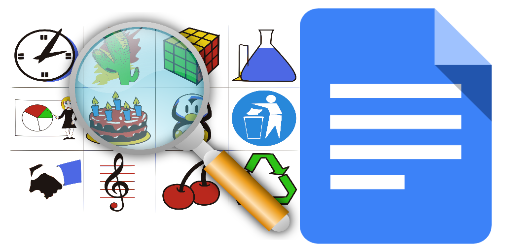 Unknown clipart research limitation Ways add Docs Google to