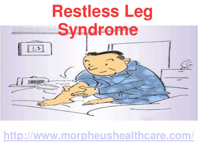 Unknown clipart restlessness Com/ syndrome Syndrome Restless leg