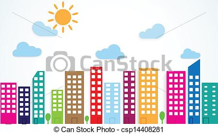 Urban clipart Community Clipart Urban Urban Community