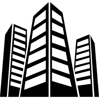 Urban clipart office building Free SVG EPS 900 format