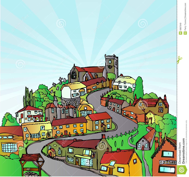 Community clipart village Free Clipart town%20clipart Art Clip