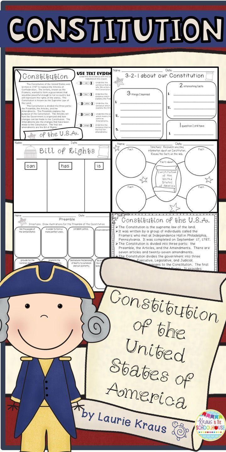 Us History clipart bill rights And amendments rights of 10+