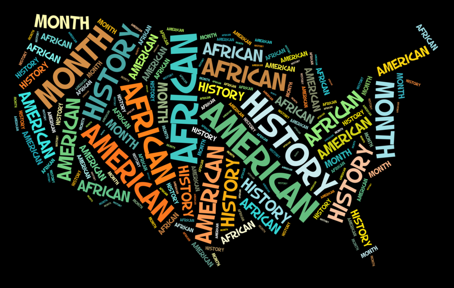 Us History clipart black history month Join Black Month Harris Library
