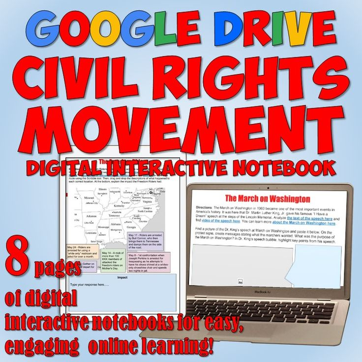 Us History clipart civil rights movement Rights Best Pinterest Activities 122