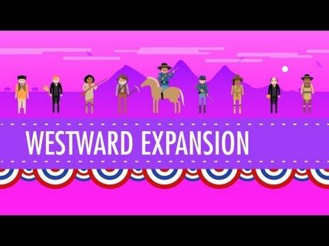 Us History clipart westward expansion Of expansion  Course Expansion: