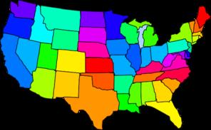 USA clipart Vector Usa online at com