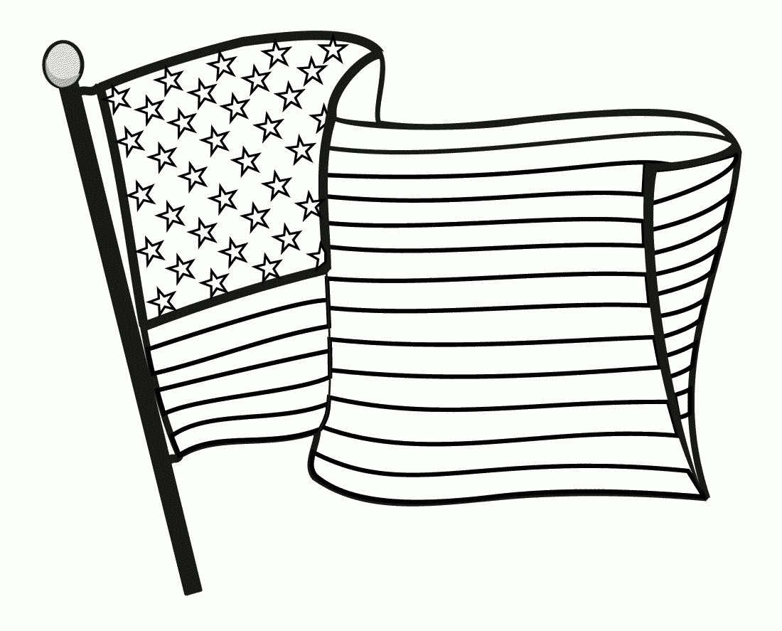 USA clipart black and white Free Black Clipart And