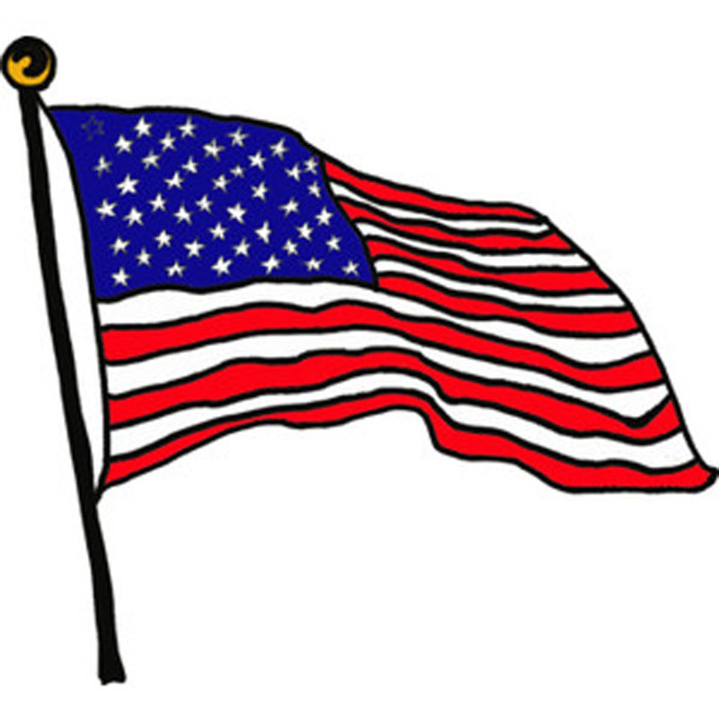 American Flag clipart little Flag Free Clip Download Clip