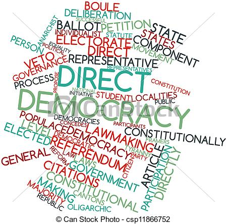 USA clipart direct democracy Free Clipart Clipart Art democracy%20clipart