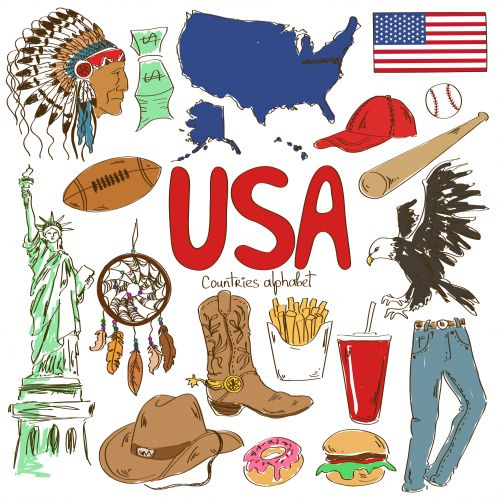 Country clipart different culture Images best USA Geography Culture