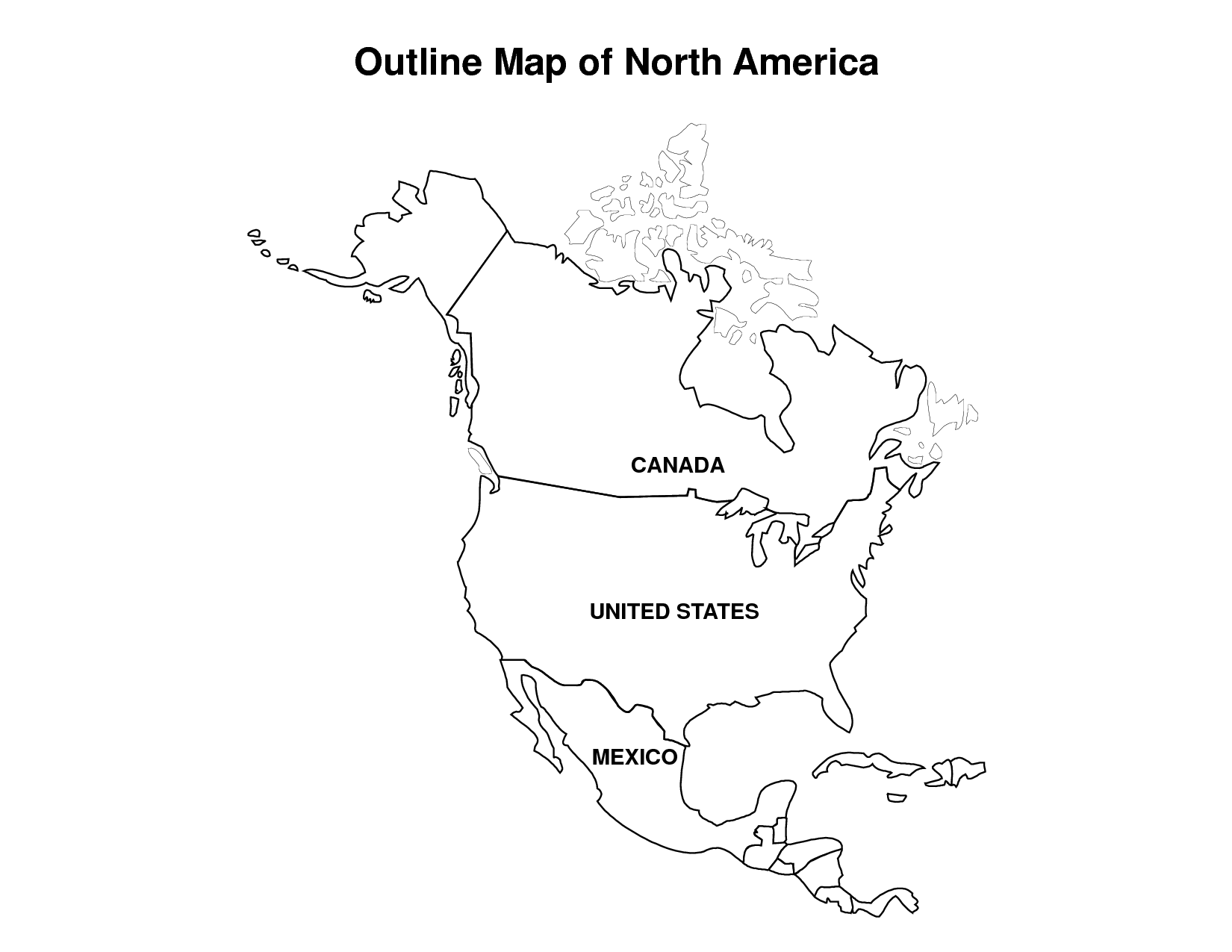 Political clipart america America North jpg Within Clipart