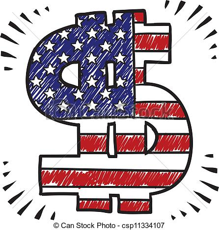 Political clipart american flag Download Money Money Clipart Clipart