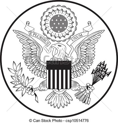 America clipart seal Seals clipart Clipart government us